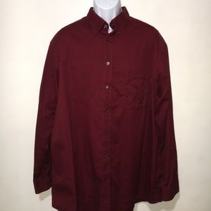 Roundtree & Yorke Long Sleeve Button Down   C190